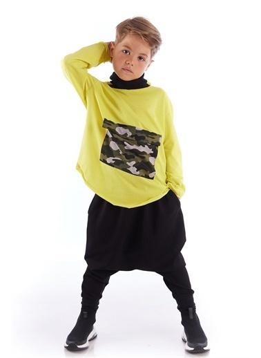 Colorinas Sweatshirt Sarı